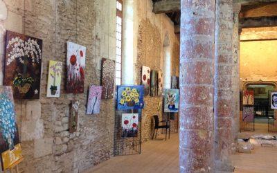 A venir: EXPOSITION à Montreuil-bellay du 14 au 26 Mai 2019