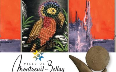 Exposition à Montreuil Bellay du 14 au 23 juin 2021